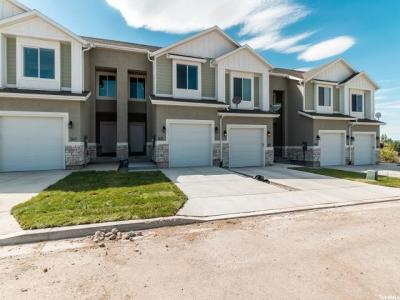 Tooele Townhouse For Sale: 849 N Gleneagles Ct W