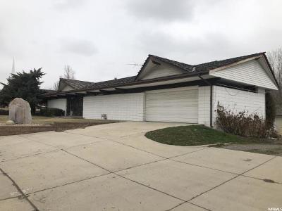 American Fork Single Family Home For Sale: 350 N 1100 E