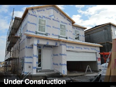 Lehi Single Family Home For Sale: 2511 N Wister Ln W