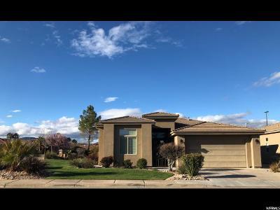 St. George Single Family Home For Sale: 2612 San Marcus Cir