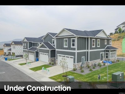 Lehi Townhouse For Sale: 4949 N Marble Fox Way #120