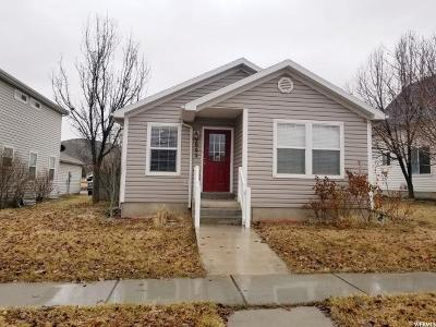 Eagle Mountain Single Family Home For Sale: 2992 E Saddle Rock Rd N