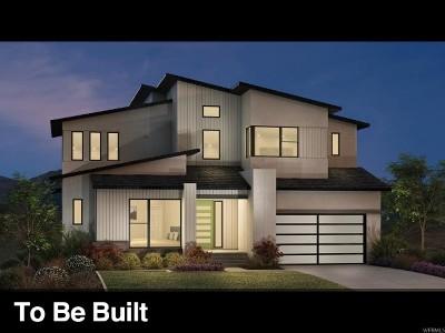 Lehi Single Family Home For Sale: 5672 N Fox Canyon Rd #15