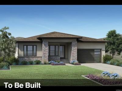 Lehi Single Family Home For Sale: 5592 N Fox Canyon Rd #19
