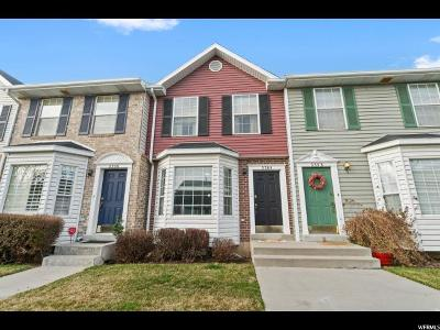 Provo Townhouse For Sale: 2364 W 510 N