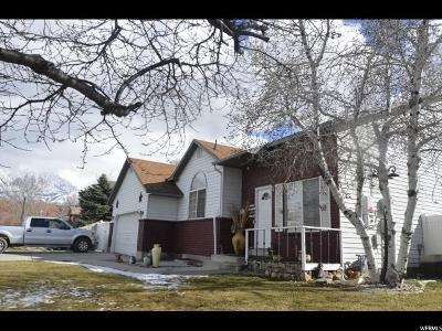 Orem Single Family Home For Sale: 231 W 100 S
