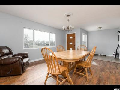 Orem Single Family Home For Sale: 712 W 640 N