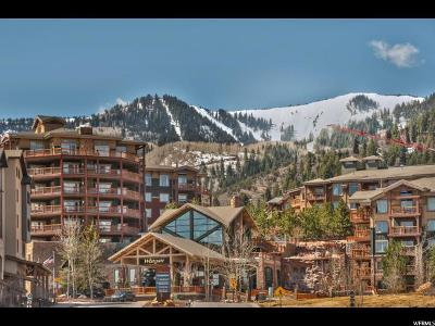 Park City Condo For Sale: 3000 Canyons Resort #4716B