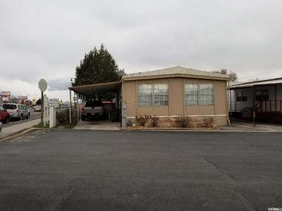 Orem Single Family Home For Sale: 597 N State St W #55
