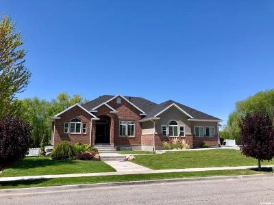 Kaysville Single Family Home For Sale: 2212 W 600 N