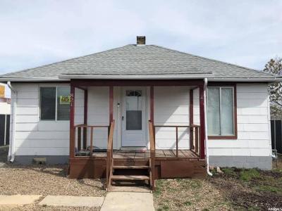 Price Single Family Home Under Contract: 821 S 400 E