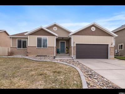 Santaquin Single Family Home For Sale: 337 W 700