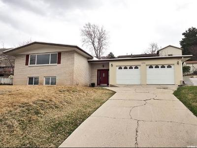 Bountiful Single Family Home For Sale: 1158 N 850 E