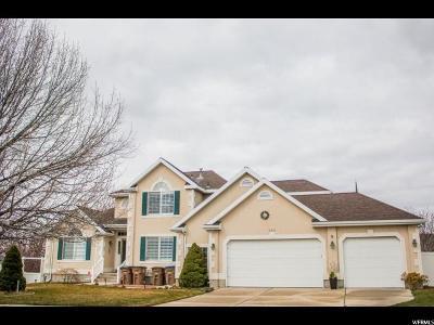 Draper Single Family Home Under Contract: 584 E Camdenpointe Cv