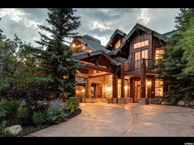 Park City Single Family Home For Sale: 3585 Oakwood Dr
