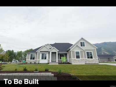 Lehi Single Family Home For Sale: 973 W Seasons View Court Ct #119