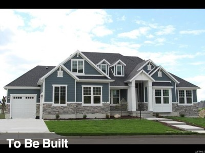 Lehi Single Family Home For Sale: 1014 W Seasons View Court Ct #126