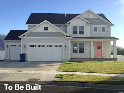 Lehi Single Family Home For Sale: 1028 W Seasons View Court Ct #127