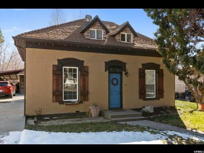American Fork Single Family Home For Sale: 356 N 400 E
