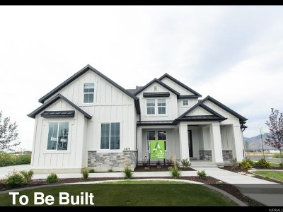 Lehi Single Family Home For Sale: 4367 N Seasons View Drive Dr #139