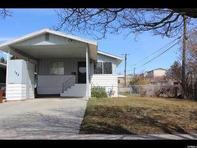 Price Single Family Home For Sale: 125 E 800 N