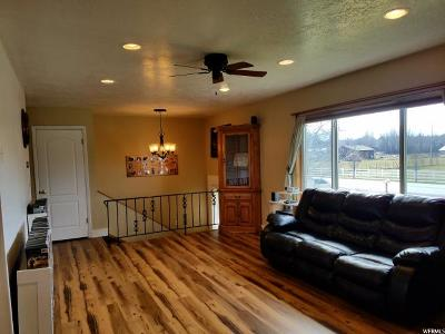 Hyrum Single Family Home For Sale: 376 W 300 N