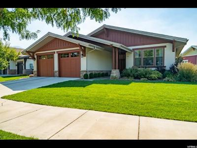 Provo Single Family Home For Sale: 1617 W 1970 N