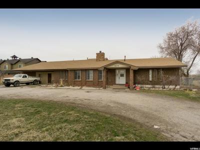 Pleasant View Single Family Home For Sale: 3079 N Highway 89 W