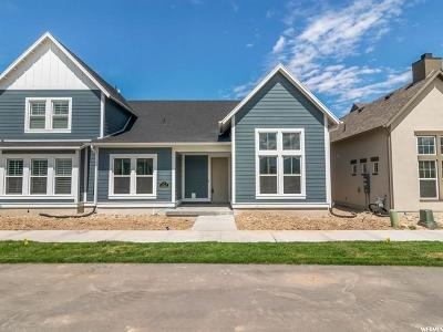 Salt Lake County Single Family Home For Sale: 11567 S Holly Springs Dr W #140