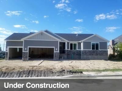 Utah County Single Family Home For Sale: 284 E 360 S