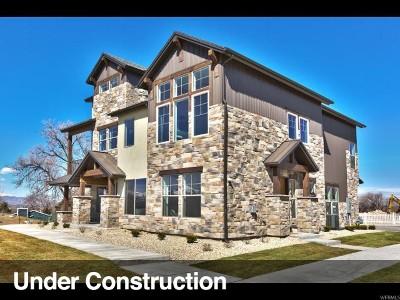 Salt Lake County Townhouse For Sale: 10581 S Sandy Sage Way #7