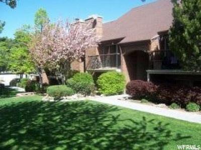 Salt Lake County Condo For Sale: 1217 E Cottonwood Hills Dr.