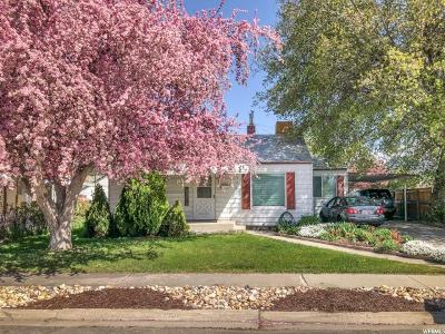Provo Single Family Home For Sale: 1744 W 50 N