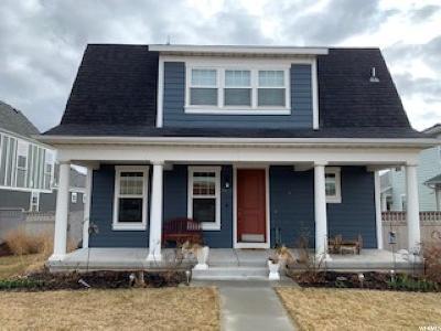Salt Lake County Single Family Home For Sale: 10253 S Split Rock Dr W
