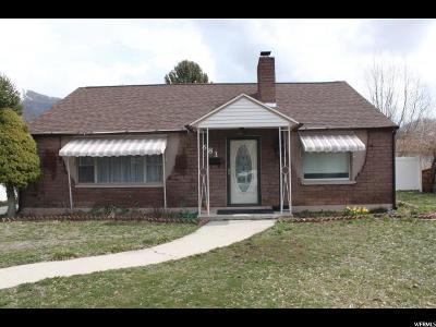 Springville Single Family Home For Sale: 681 S 200 E