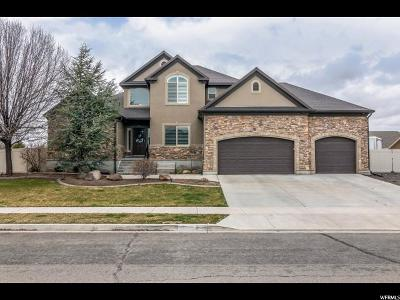 Salt Lake County Single Family Home For Sale: 12862 S Rosberg Dr W