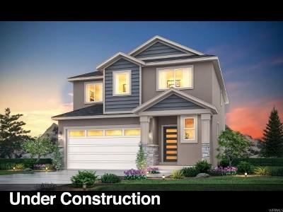Salt Lake County Single Family Home For Sale: 3451 W Hamm Ln #136