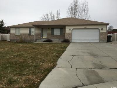 Salt Lake County Single Family Home For Sale: 5179 W 6275 S
