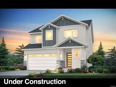 Salt Lake County Single Family Home For Sale: 1037 W Albion Meadow Way #155
