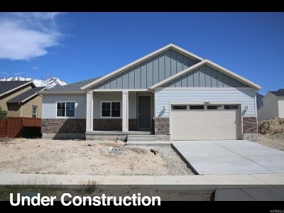 Spanish Fork Single Family Home For Sale: 2302 E Ranch Hand Way N
