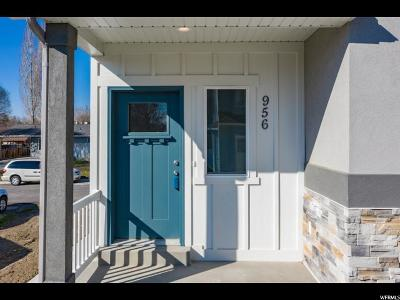 Provo Townhouse For Sale: 956 E 1060 S #13