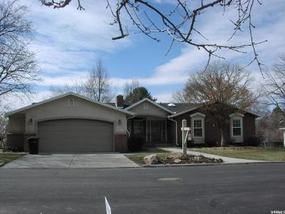 Provo Single Family Home For Sale: 3131 N Mohawk Ln