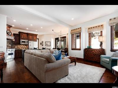 Park City Townhouse For Sale: 4165 Willow Draw Rd #108