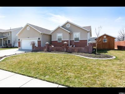 Clearfield Single Family Home Backup: 2076 S 875 E