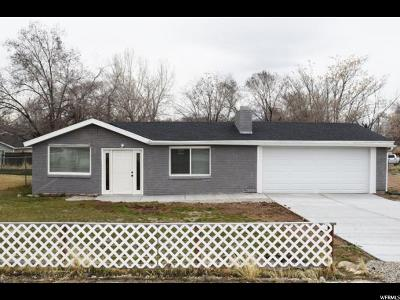 Weber County Single Family Home For Sale: 832 W Ellis St