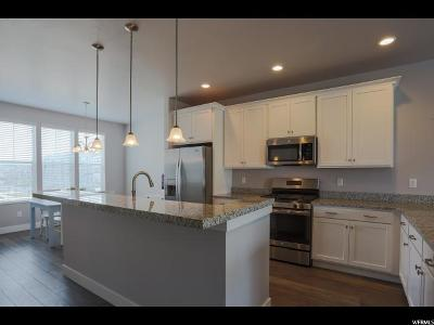 Bluffdale Townhouse Under Contract: 1011 W Painted Horse Ln S