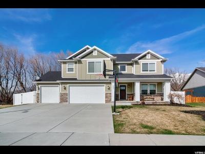 Ogden Single Family Home Under Contract: 202 E 2150 N