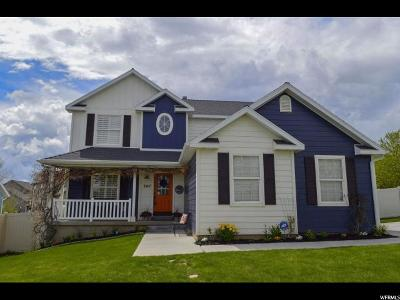Saratoga Springs UT Single Family Home Under Contract: $359,950