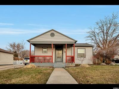 South Ogden Single Family Home Under Contract: 3936 Raymond Ave.