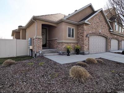 Riverton Townhouse Under Contract: 3437 W Mount Cortina Dr S